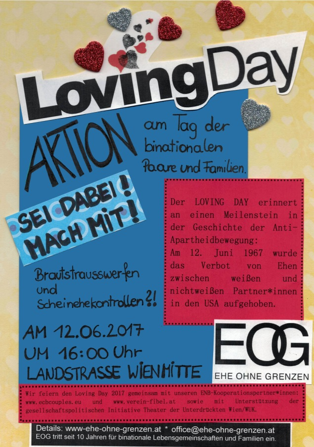 Aktionsflyer mittelblau